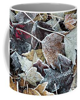 Autumn Ends, Winter Begins 1 Coffee Mug