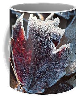 Autumn Ends, Winter Begins 2 Coffee Mug