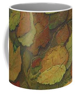 Autumn Falling Coffee Mug