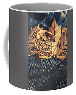 Autumn Fashion Diamonds Coffee Mug