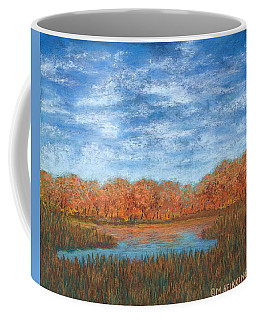 Autumn Field 01 Coffee Mug