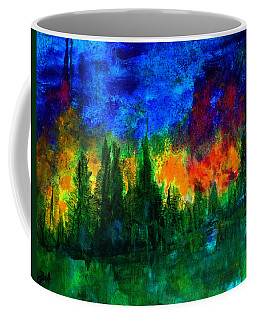 Autumn Fires Coffee Mug