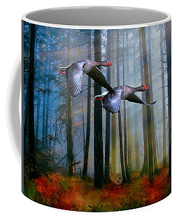 Autumn Flight Coffee Mug