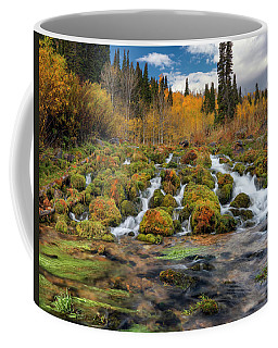 Autumn Flow Coffee Mug