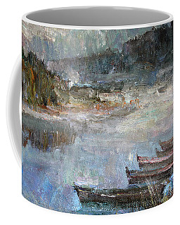 Autumn Fogs In Kin Coffee Mug
