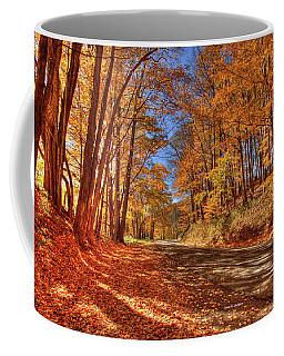 Autumn Glow Coffee Mug by Dale R Carlson