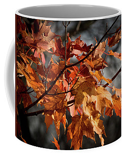 Autumn Gray Coffee Mug