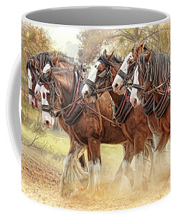 Autumn Harrow Coffee Mug