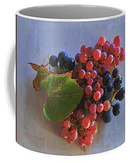 Autumn Harvest Grapes Coffee Mug