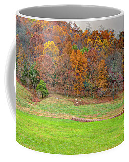 Autumn Hillside Coffee Mug