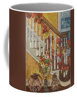Autumn Hues Coffee Mug by Bonnie Siracusa