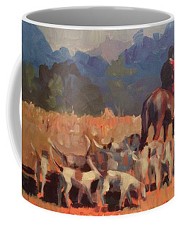 Autumn Hunt Crew Coffee Mug