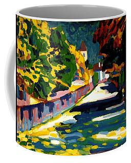 Autumn In Bavaria Coffee Mug