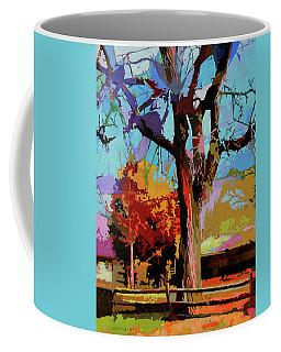 Autumn In Bridgeton Coffee Mug
