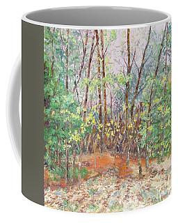Autumn In Canada Coffee Mug by Lisa Boyd