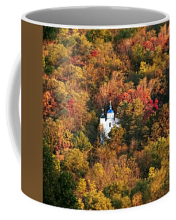 Autumn In Centralia Coffee Mug