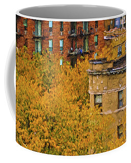 Autumn In Chicago Coffee Mug