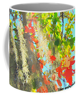 Autumn In Dixie  Coffee Mug