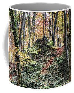 Autumn In Jordan Beech Wood Coffee Mug