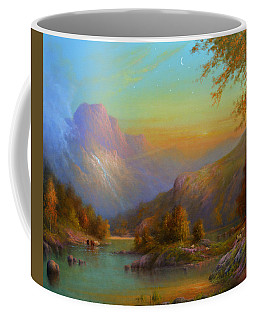 Autumn In Lake Killarney Coffee Mug by Joe Gilronan