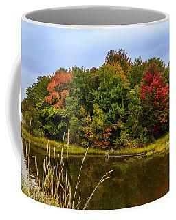 Autumn In Mabou Coffee Mug