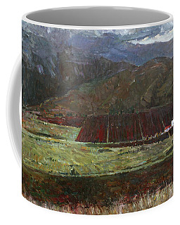 Autumn In Macedonia Coffee Mug