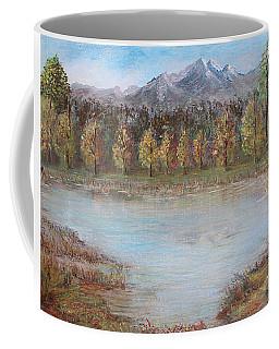 Autumn In Maule Coffee Mug