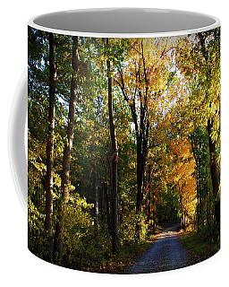 Autumn In Missouri Coffee Mug