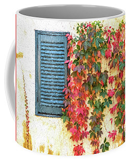 Autumn In Napa Coffee Mug