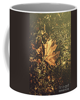 Coffee Mug featuring the photograph Autumn In Narrandera by Jorgo Photography - Wall Art Gallery