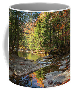 Autumn In New Hampshire Coffee Mug