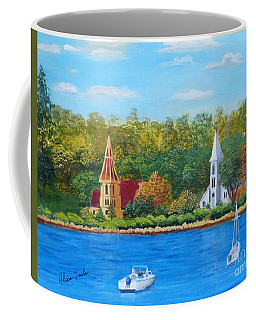 Autumn In Nova Scotia Coffee Mug