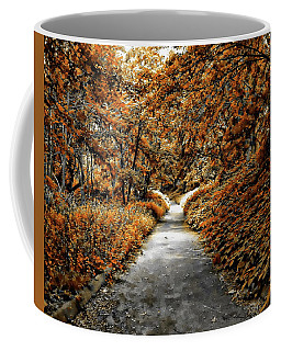 Autumn In Stamford Coffee Mug