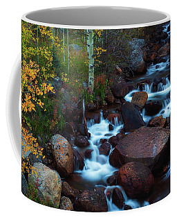 Autumn In The Arapaho National Forest Coffee Mug