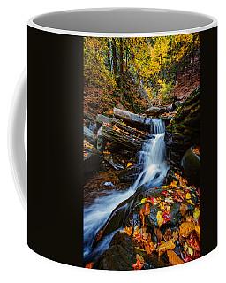 Autumn In The Catskills Coffee Mug