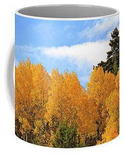 Autumn In The Owyhee Mountains Coffee Mug