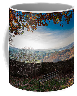 Autumn In The Southern Harz Coffee Mug