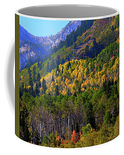 Autumn In Utah Coffee Mug