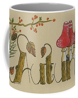 Autumn Is Coming Coffee Mug