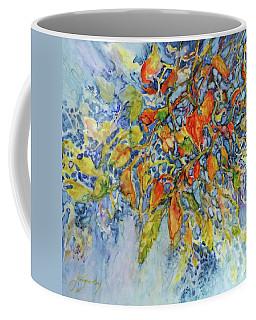Autumn Lace Coffee Mug by Joanne Smoley