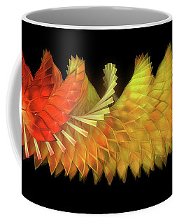 Autumn Leaves - Composition 2.2 Coffee Mug