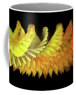 Autumn Leaves - Composition 2.3 Coffee Mug