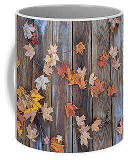 Autumn Leaves Fall Coffee Mug