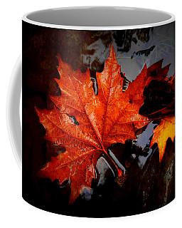 Autumn Leaves In Tumut Coffee Mug by Lexa Harpell