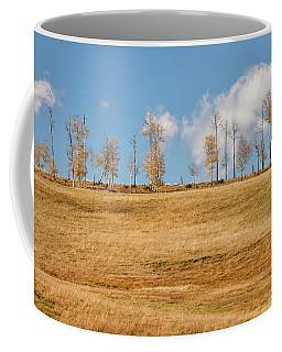 Autumn Line-up Coffee Mug