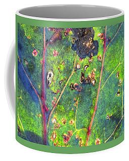 Autumn Magic Colors Coffee Mug