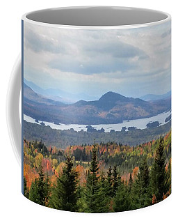Autumn Maine Landscape Coffee Mug