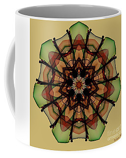 Autumn Mandala Coffee Mug