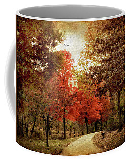 Autumn Maples Coffee Mug