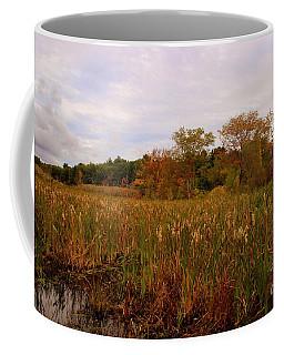 Autumn Medow Wilmington Ma Coffee Mug